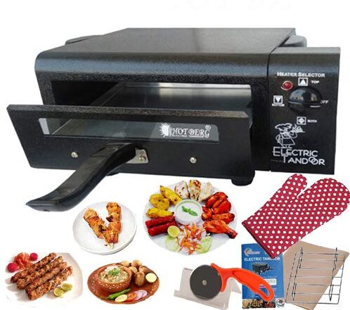HOTBERG Upper and Lower Small Electric tandoor