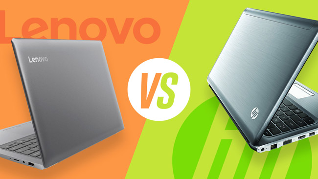 Lenovo vs HP Laptops – Battle Between the Most Reliable Laptop Brands