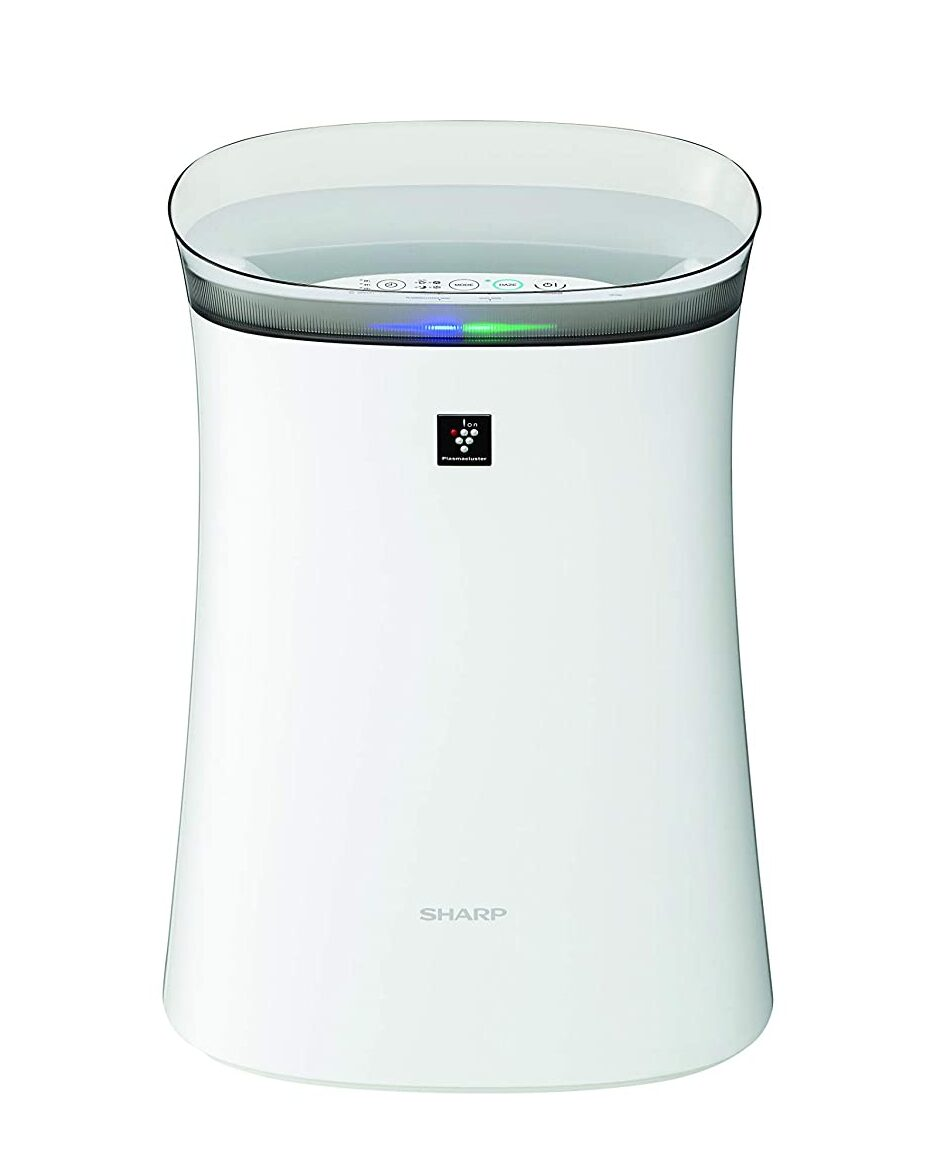 Sharp Air Purifier for Homes & Offices Dual Purification