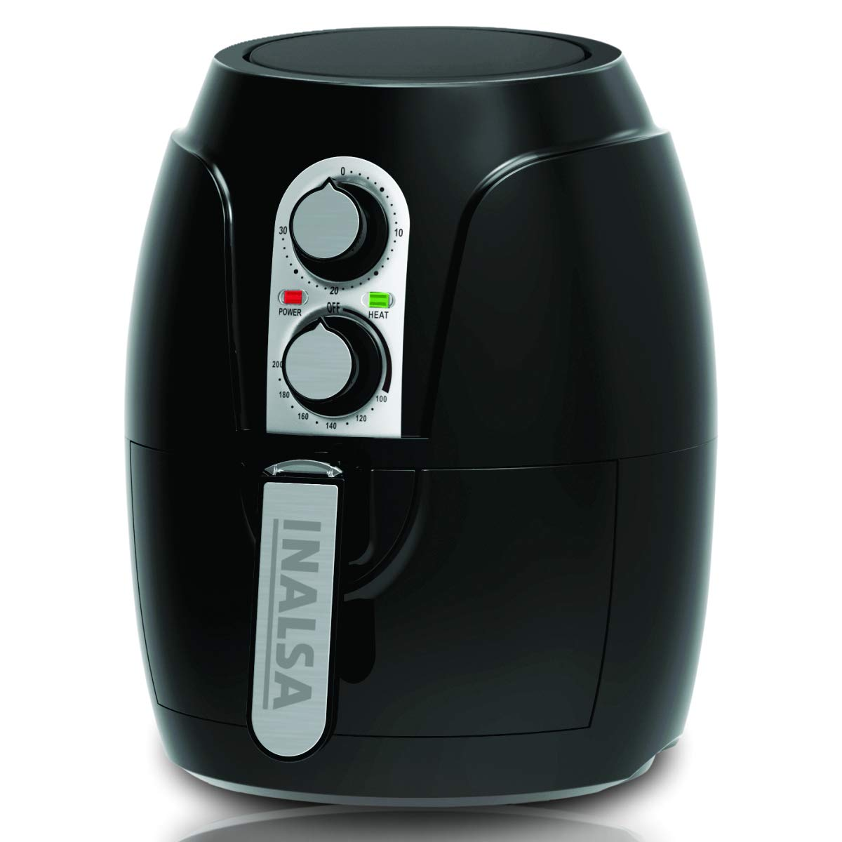 Inalsa Air Fryer 2.3 L  With Smart Rapid Air Technology