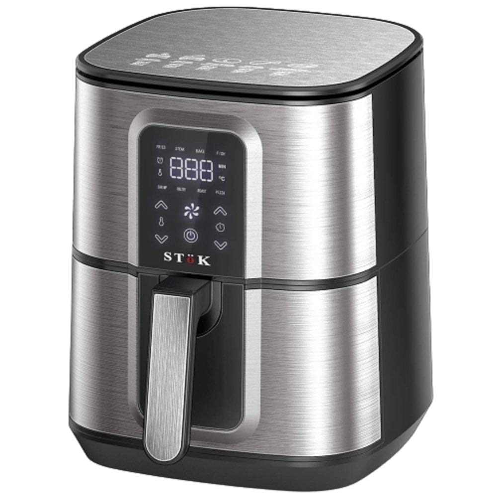 Stok Air Fryer Max LED Digital Touchscreen with 8 Presets